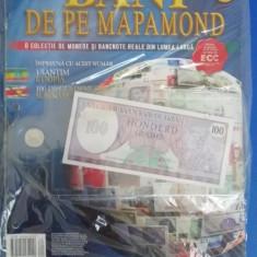 RWX 81 - BANI DE PE MAPAMOND - NUMARUL 62 - IN AMBALAJUL ORIGINAL!!!