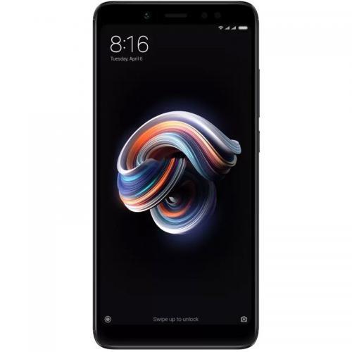 Telefon Mobil Xiaomi Redmi Note 5, 32GB, 4G, Dual SIM, Black