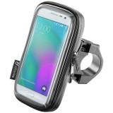 """Cumpara ieftin Husa Moto Soft Cu Suport Pentru Ghidon Pana In 4.5"""", Interphone"""