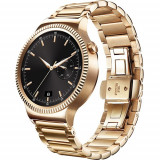 Smartwatch 42MM Otel Inoxidabil Auriu Si Curea Metal Auriu Link, Huawei