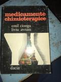 Medicamente chimioterapice Emil Cionga