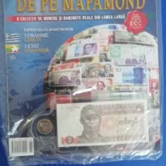 RWX 81 - BANI DE PE MAPAMOND - NUMARUL 68 - IN AMBALAJUL ORIGINAL!!!