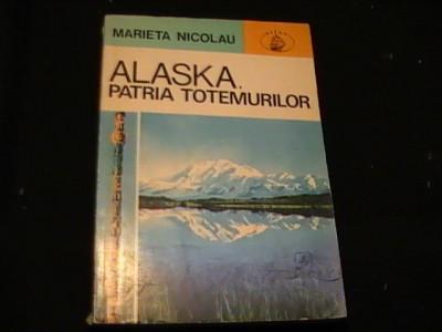 ALASKA- PATRIA TOTEMURILOR-MARIETA NICOLAU-220 PG- foto