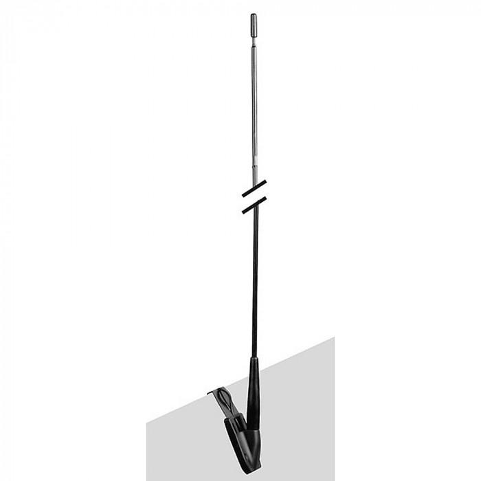 Resigilat : Antena CB Albrecht AF 393 montaj geam lungime 65cm Cod 6220
