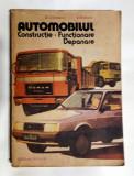 """Carte: """"Automobilul - Constructie, functionare, depanare"""""""
