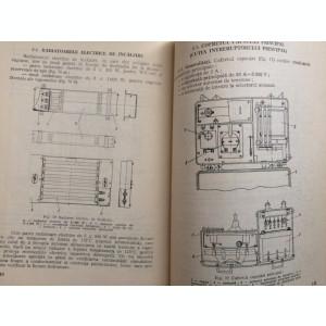 indrumator pentru intretinerea si depanarea instalatiilor de iluminat vagoane