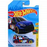 Masinuta Ford Transit Connect Hot Wheels, Colectia HW Art Cars, Mattel