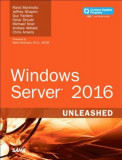 Windows Server 2016 Unleashed (Includes Content Update Program), Paperback