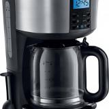 Cafetiera Russel Hobbs Buckingham 1.25 litri 1000W Negru Inox