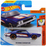 Masinuta '69 Dodge Charger 500 Hot Wheels, Colectia Muscle Mania, Mattel