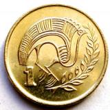 CIPRU , 1 CENT 1992, Europa