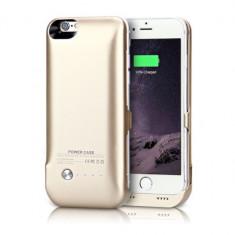 Baterie externa acumulator 6000 mah POWER BANK GOLD  Iphone 6 6s, 3200 mAh