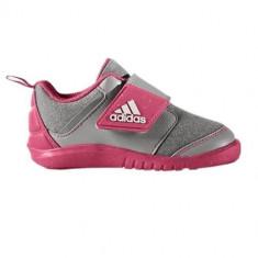 Pantofi Copii Adidas Fortaplay AC I BY8866, 23, 24, 26, 27, Gri