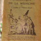 Carte Veche Lb. Franceza An 1939 - Dictionnaire humoristique de la medicine