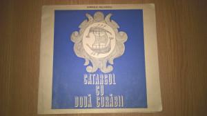 Gabriela Melinescu - Catargul cu doua corabii (Editura Tineretului, 1969)