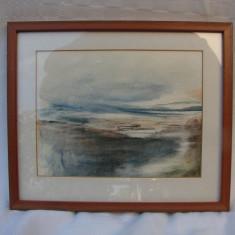 Frumoasa acuarela in stil impresionist (3), Natura, Impresionism