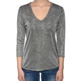 Bluza Dama Sorbet S-vivie Silver, L, M, XL, Argintiu