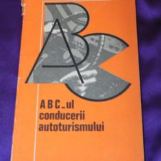 ABC-ul conducerii autoturismului - Gabriel Paparazu (f0915