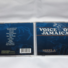 [CDA] Sizzla - Voice of Jamaica - cd audio original