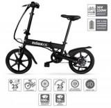 Bicicleta electrica Nilox E-Bike X2 (Negru)
