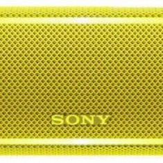Boxa Portabila Sony SRS-XB21Y, EXTRA BASS, Bluetooth, Wireless, NFC (Galben)