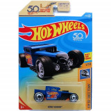 Masinuta Bone Shaker Hot Wheels, Colectia HW 50 Race Team, Mattel