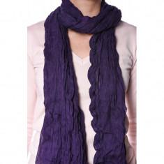 Esarfa Dama Pieces Jaqeline Long Scarf Winter Purple