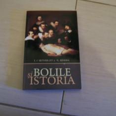 BOLILE SI ISTORIA F.CARTWRIGHT M.BIDDISS