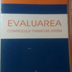 EVALUAREA CONTROLULUI FINANCIAR INTERN de ADRIANA TIRON TUDOR
