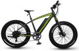Bicicleta Pegas Superm Dinamic Electric, Autonomie 70 Km, Viteza maxima 25 Km/h, Cadru 19inch, Roti 26inch, 8 Viteze (Negru)