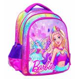 Ghiozdan fetite Barbie Dreamtopia, 31 x 22 cm, multicolor