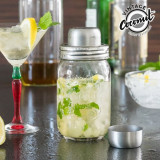 Shaker pentru Cocktail din Sticla Vintage Coconut