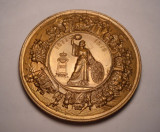 Medalia Aniversarea a 5 ani de la Castigarea Independentei 1883 Proba Unifata