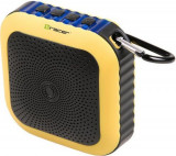 Boxa Portabila Tracer Bluetone BT, Bluetooth (Negru/Galben)