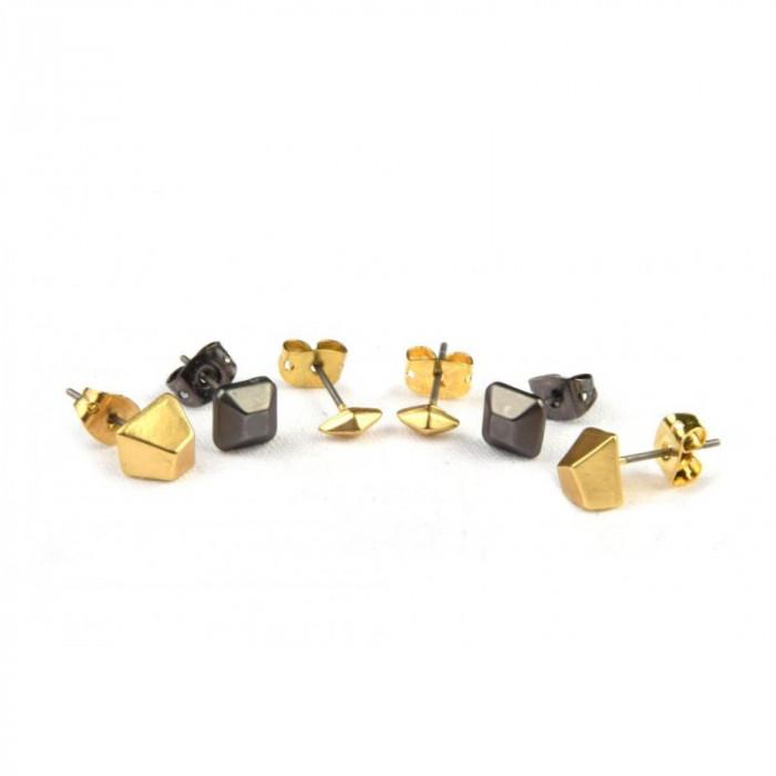 Cercei Pieces Silpa Gunmetal