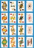 Cărți de joc  Lituania. Piatnik.