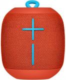 Boxa Portabila Logitech UE Wonderboom, Bluetooth, Waterproof (Rosu)