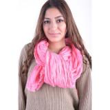 Esarfa Pieces Jaqeline Long Fresh Pink, Roz