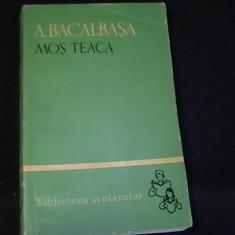 MOS TEACA-BACALBASA--209 PG-, Alta editura