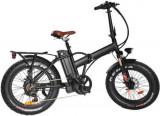 Bicicleta electrica E-TWOW Fat-Bike FB-250W (Negru)