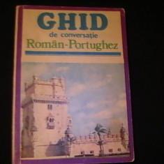 GHID DE CONVERSATIE- ROMAN-PORTUGHEZ-ANGELA IONESCU-ADELINO BRANCO-, Alta editura