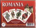 Cărți de joc  de lux România. Piatnik. Punte dublă.