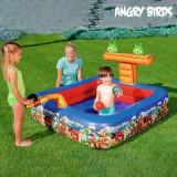 Piscina Gonflabila Angry Birds 9555