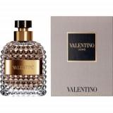 Eau de Toilette barbati Valentino Uomo 100ml, Apa de toaleta, 100 ml