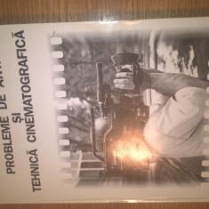 N.N. Marinescu - Probleme de arta si tehnica cinematografica (1997; ed. a II-a)