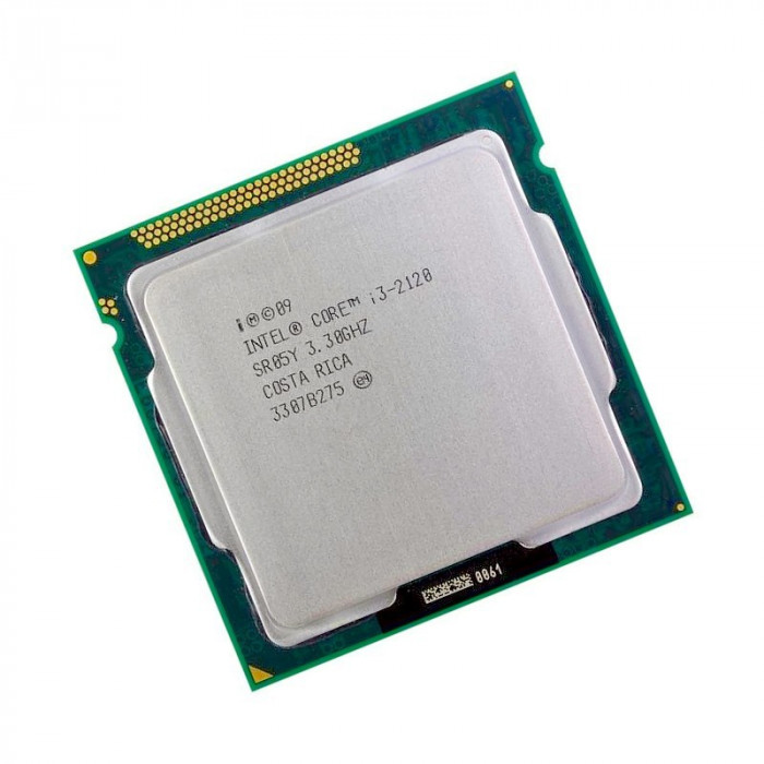 Procesor Intel Sandy Bridge, Core i3 2120 3.3GHZ FSB 1333MHZ 2 Nuclee 4 Threads