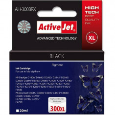 Consumabil ActiveJet Cartus compatibil HP-300xl pentru HP CC641EE Negru