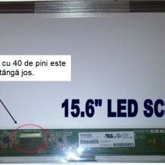 "Au Optronics B156Xw02 B156Xw02 V.0 V.1 V.2 V.3 V.5 V.6 15.6"" 1366X768 40Pini Led"