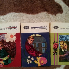 DAVID COPPERFIELD-CHARLES DICKENS (3 VOL)