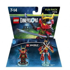 Set Lego Dimensions Fun Pack Ninjago Nya